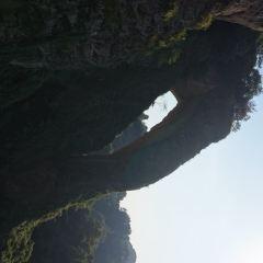 龍虎山高空棧道用戶圖片