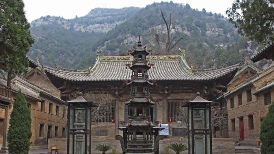 Qinglian Temple