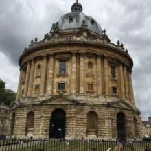Bodleian Library User Photo