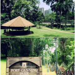 Fort Canning Park User Photo