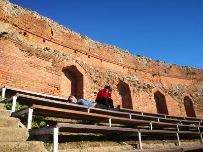 Greek Amphitheater (Teatro Greco)