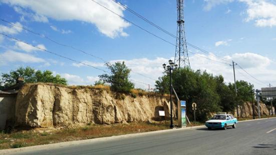 塔爾巴哈台綏靖城牆