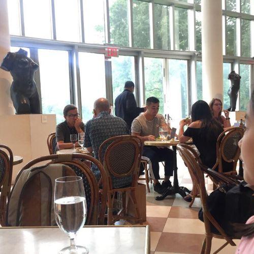 Members Dining Room, Metropolitan Museum of Art, New York, New York
