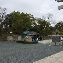 Hiroshimagokoku Shrine User Photo