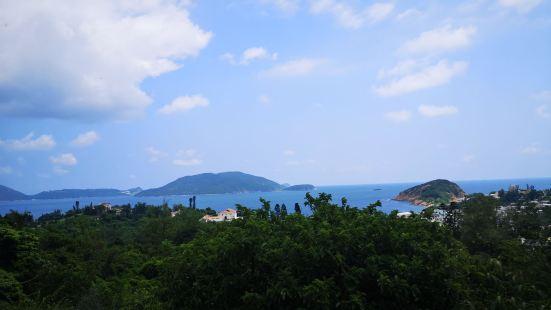 Tai Tam Waterworks Heritage Trail