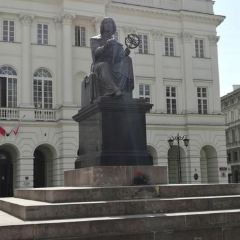 Monument to Nicolaus Copernicus User Photo
