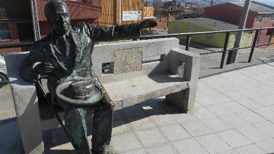 Plaza de los Poetas