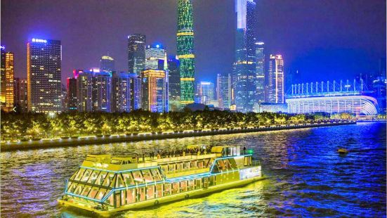 Zhujiang Night Tour Tianzi Wharf