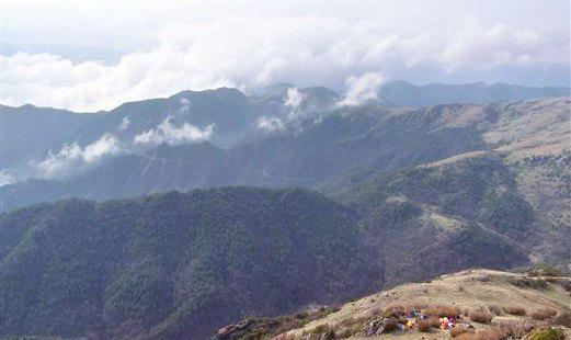 Laojun Mountain