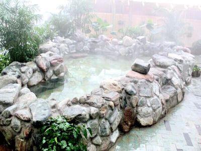 Yanming Lake Lingyun Hot Spring