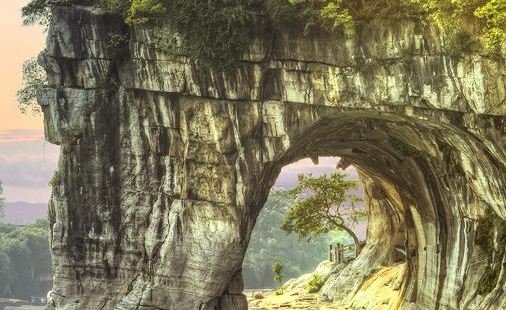 샹산 관광지(상산 관광지)
