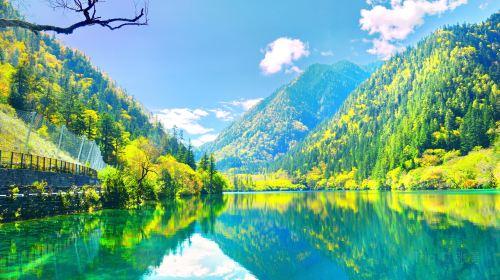 Jiuzhaigou Scenic Area