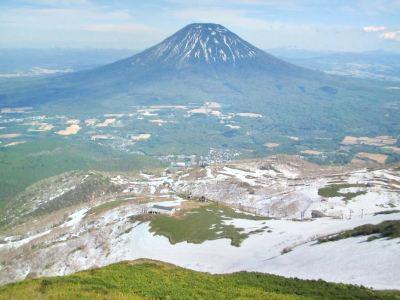 Mt. Chitose