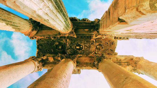 Baalbeck Roman Temples