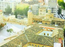 Torreon de la Zuda (Zuda Tower)-萨拉戈萨
