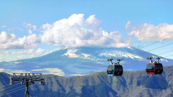 駒嶽山纜車