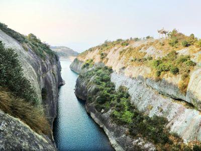 Wenling Fangshan Scenic Area