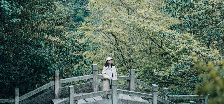 大明山景區3
