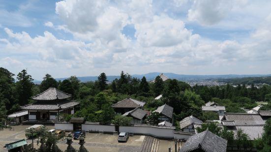 Nigatsu-do Urasando