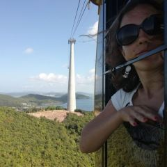 Hon Thom Cable Car User Photo