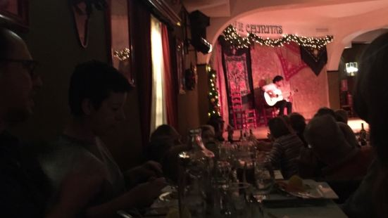 Café de Chinitas弗拉明戈表演秀