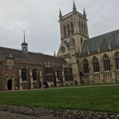 St John's College 여행 사진