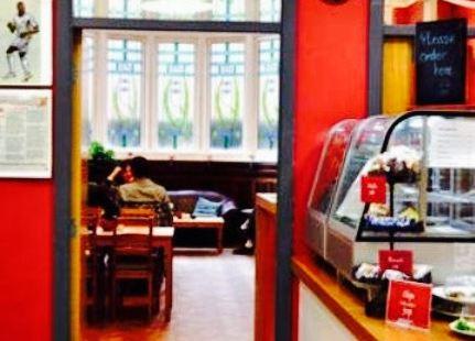 The Parlour Cafe