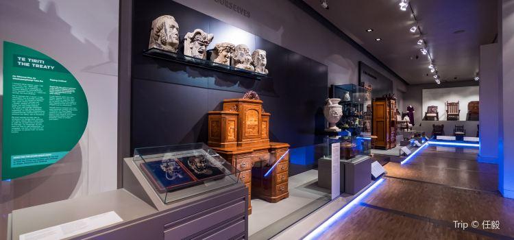 奧克蘭博物館1