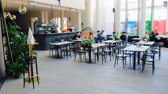 Badias Schirn Café