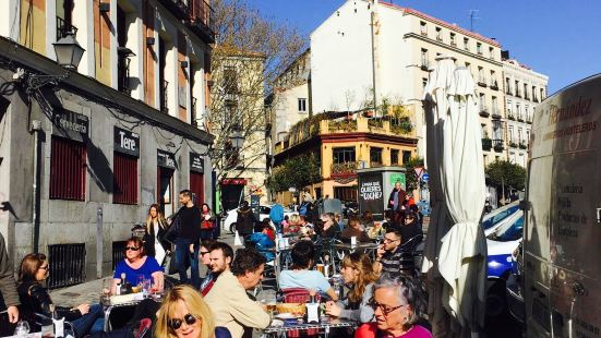 Bar De Tapas Restaurante La Muralla
