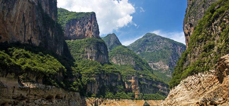 巫山 (ウーシャン) 小三峡1