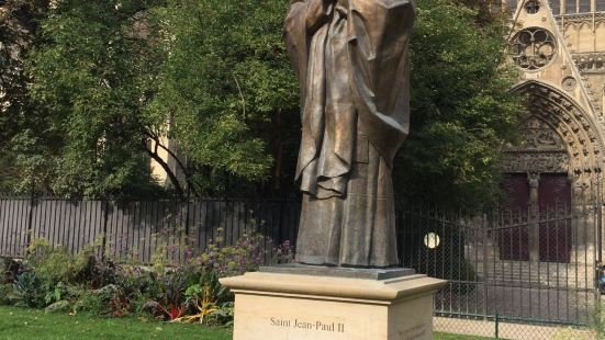 Pope John Paul II Monument
