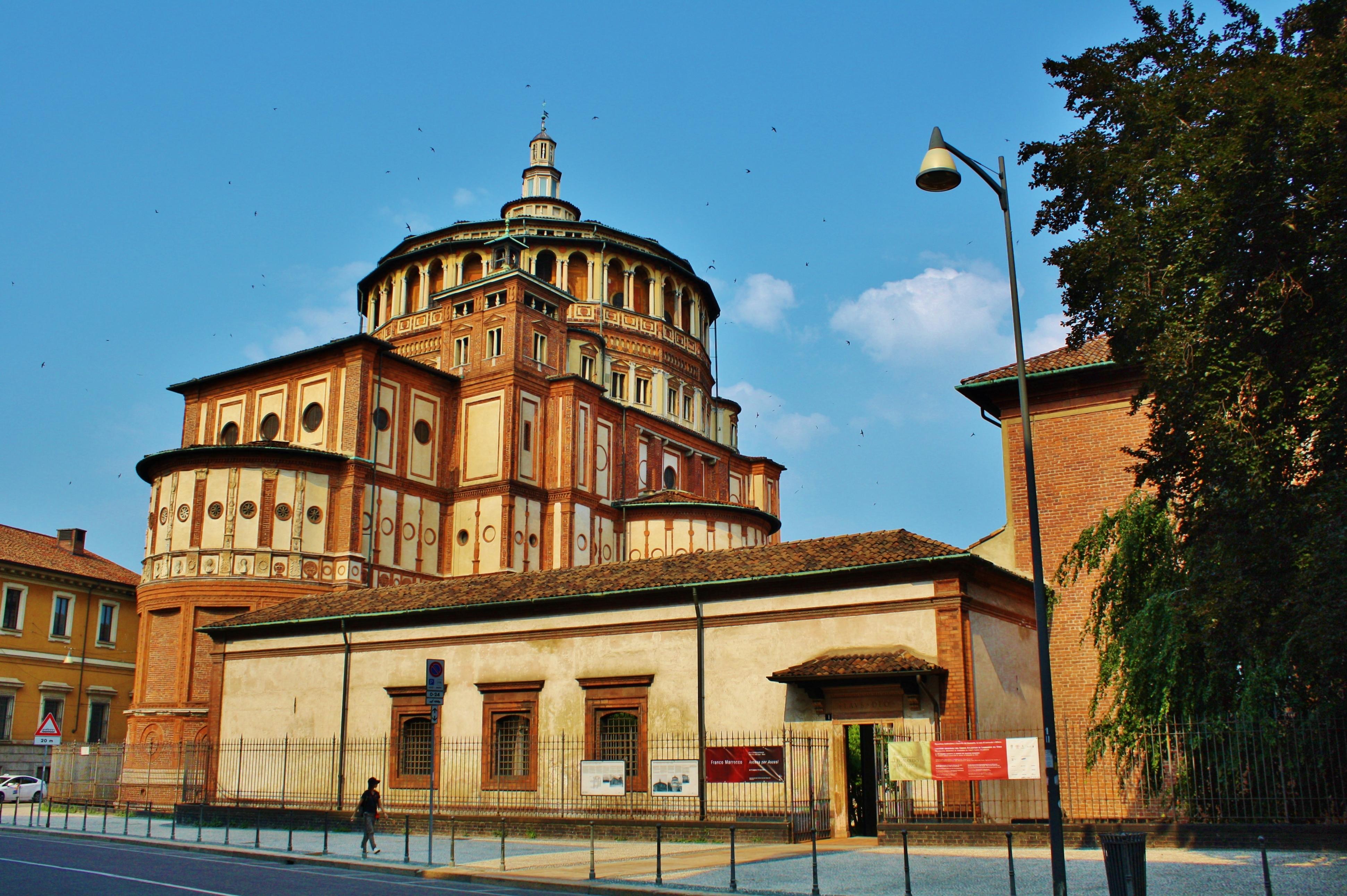 산타 마리아 델레 그라치에 성당