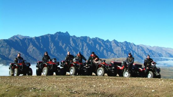 Queenstown ATVs Tour