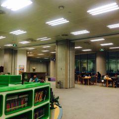 호북성도서관 여행 사진