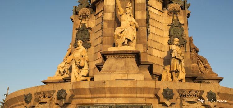 Columbus Monument2