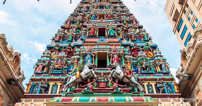 馬里安曼印度廟3