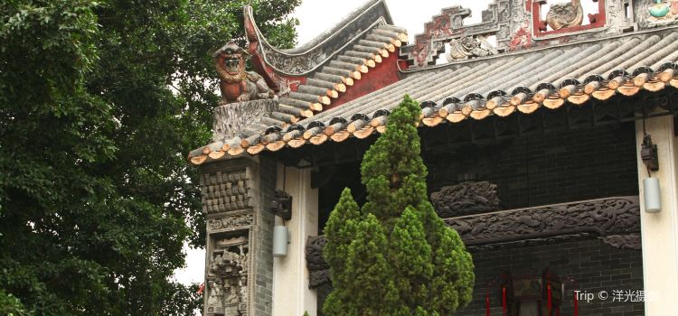 The Memorial Hall of Academician He Binglin1