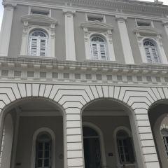 싱가포르 국립 박물관 여행 사진