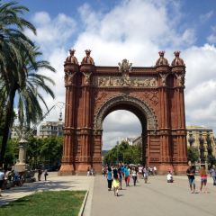 Arc de Triomf User Photo