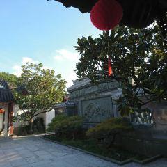 후쿠슈엔 여행 사진