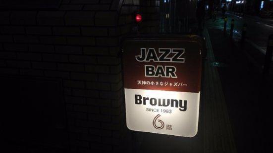 Jazz Bar Browny
