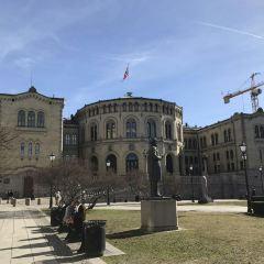 挪威議會大樓用戶圖片