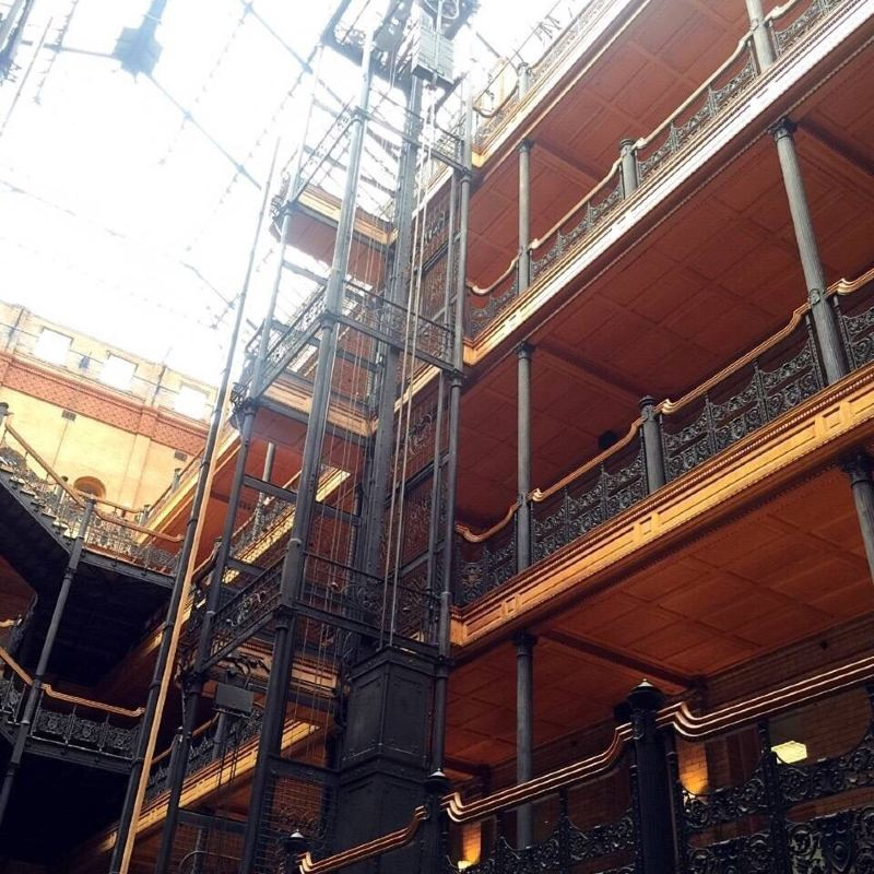 Bradbury Building | Tickets, Deals, Reviews, Family Holidays