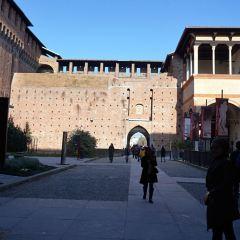 Sforza Castle User Photo