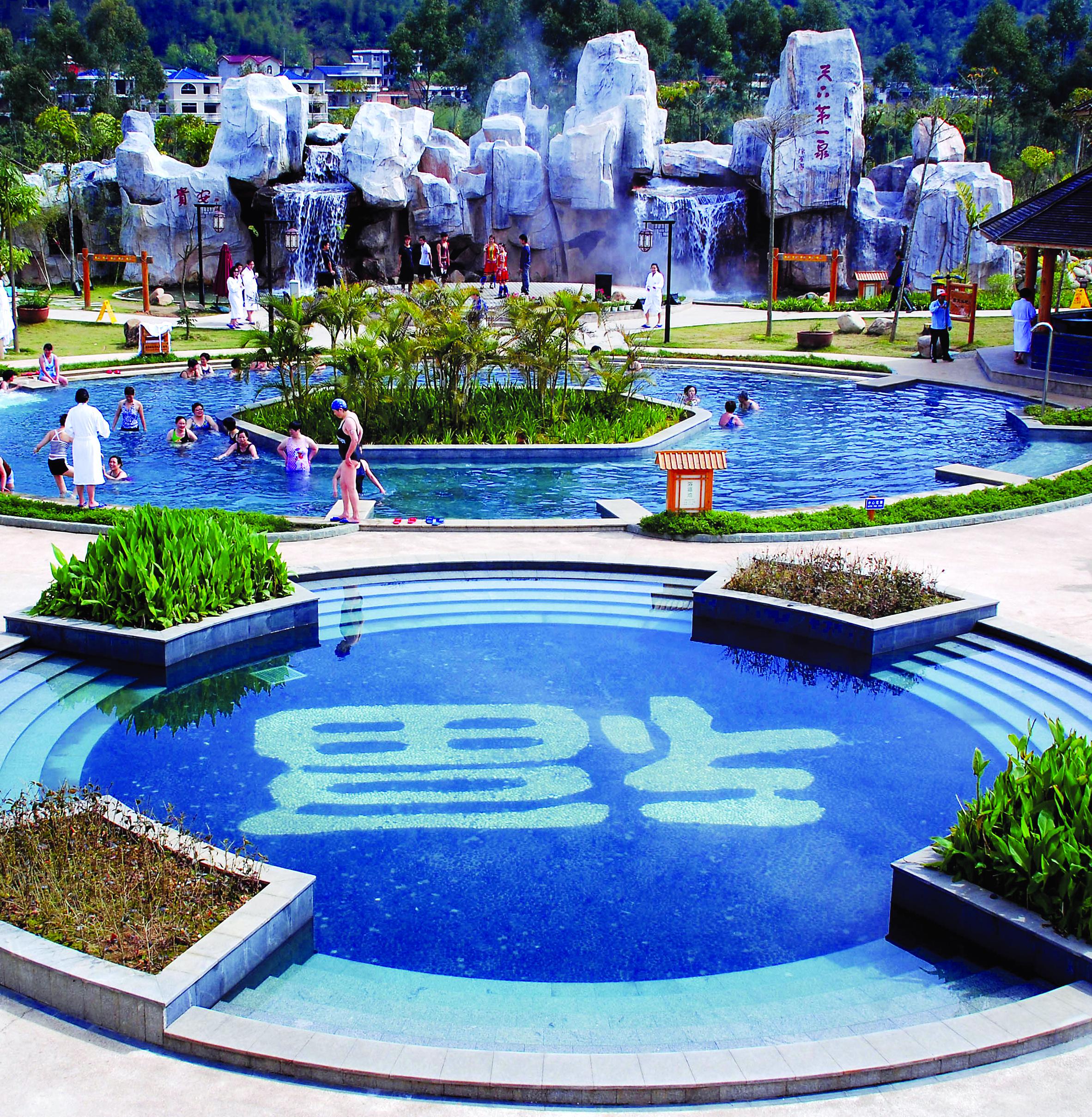 福州貴安溫泉度假村門票