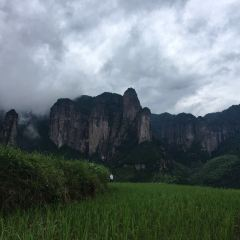 궁우 관광지구 여행 사진