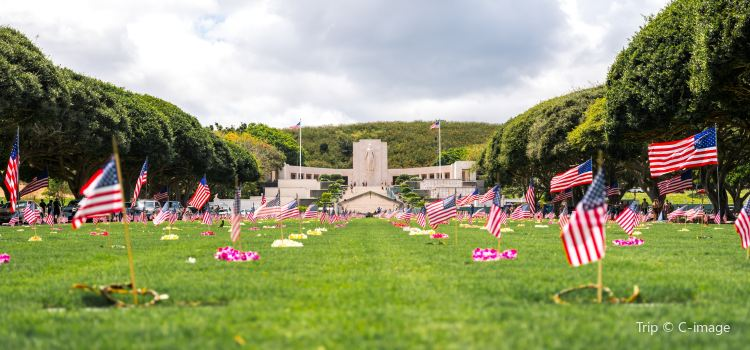 National Memorial Cemetery of the Pacific3