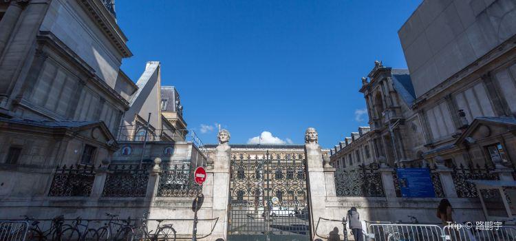 école nationale supérieure des Beaux-arts de Paris1