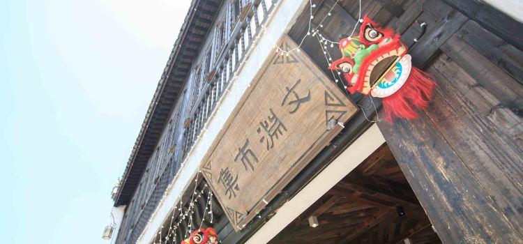 千島湖文淵獅城度假區(水下古城)3